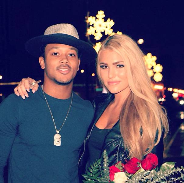 Romeo's New Boo - Romeo found his Juliette...zing! Now that that's out of the way, the news is Romeo Miller has confirmed that he is dating pageant queen Toneata Morgan.Morgan was crowned Miss Malibu Teen USA 2014 and most recently she participated in Miss California Teen USA 2015, ranking as the fourth runner-up. Cheers to the happy couple.   (Photo: Romeo Miller via Instagram)