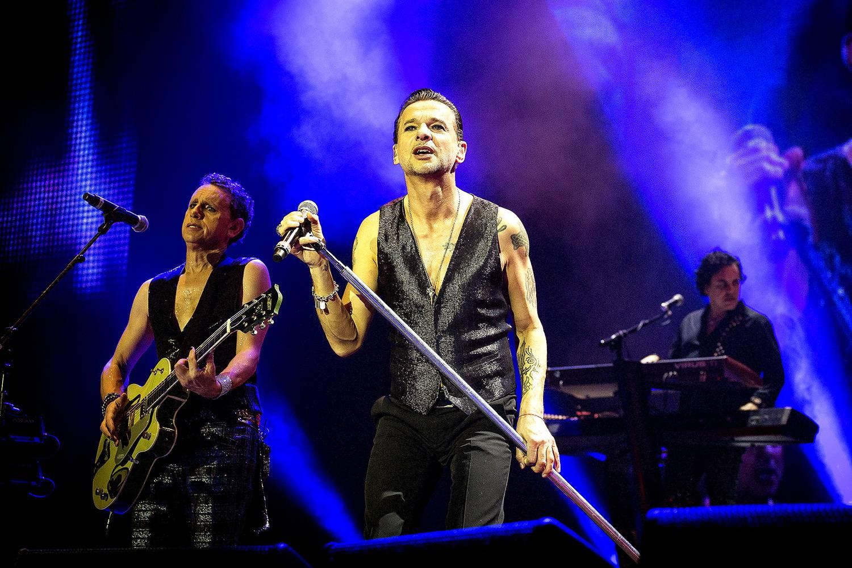"""Personal Jesus"" by Depeche Mode - (Photo: Iris Edinger/Future Image/WENN.com)"