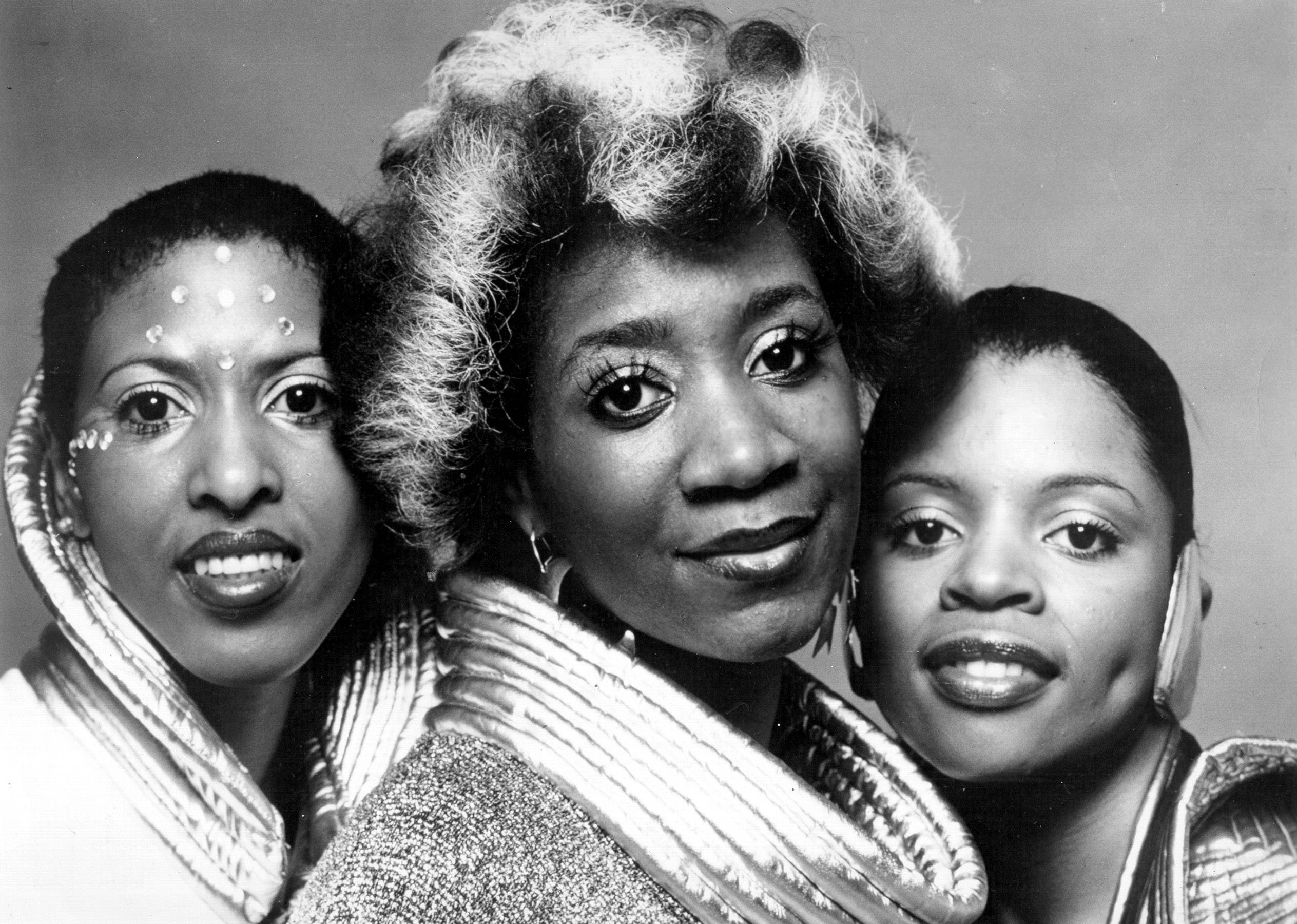 Can we get Destiny's Child to recreate this? Our generation needs it. - (Photo: Michael Ochs Archives/Getty Images