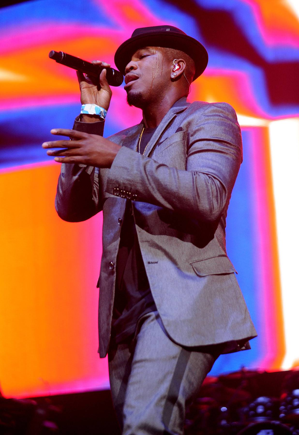 Ne-Yo - R&B crooner Ne-Yo is going to heat up the stage with a very spirited performance for The BET Honors '15 ceremony.(Photo: Bryan Bedder/Getty Images for Power 105.1)