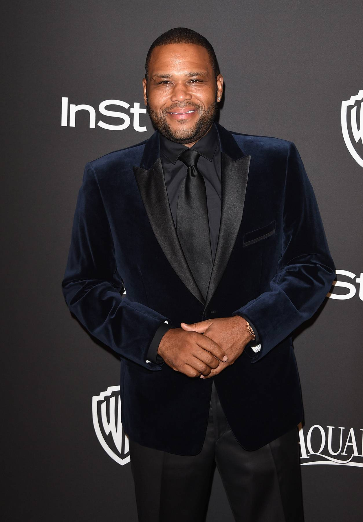 Anthony Anderson - Funnyman and onetime host of the 2013 Soul Train Awards Anthony Anderson returns to the BET stage as a presenter for The BET Honors '15. (Photo: Jason Merritt/Getty Images)
