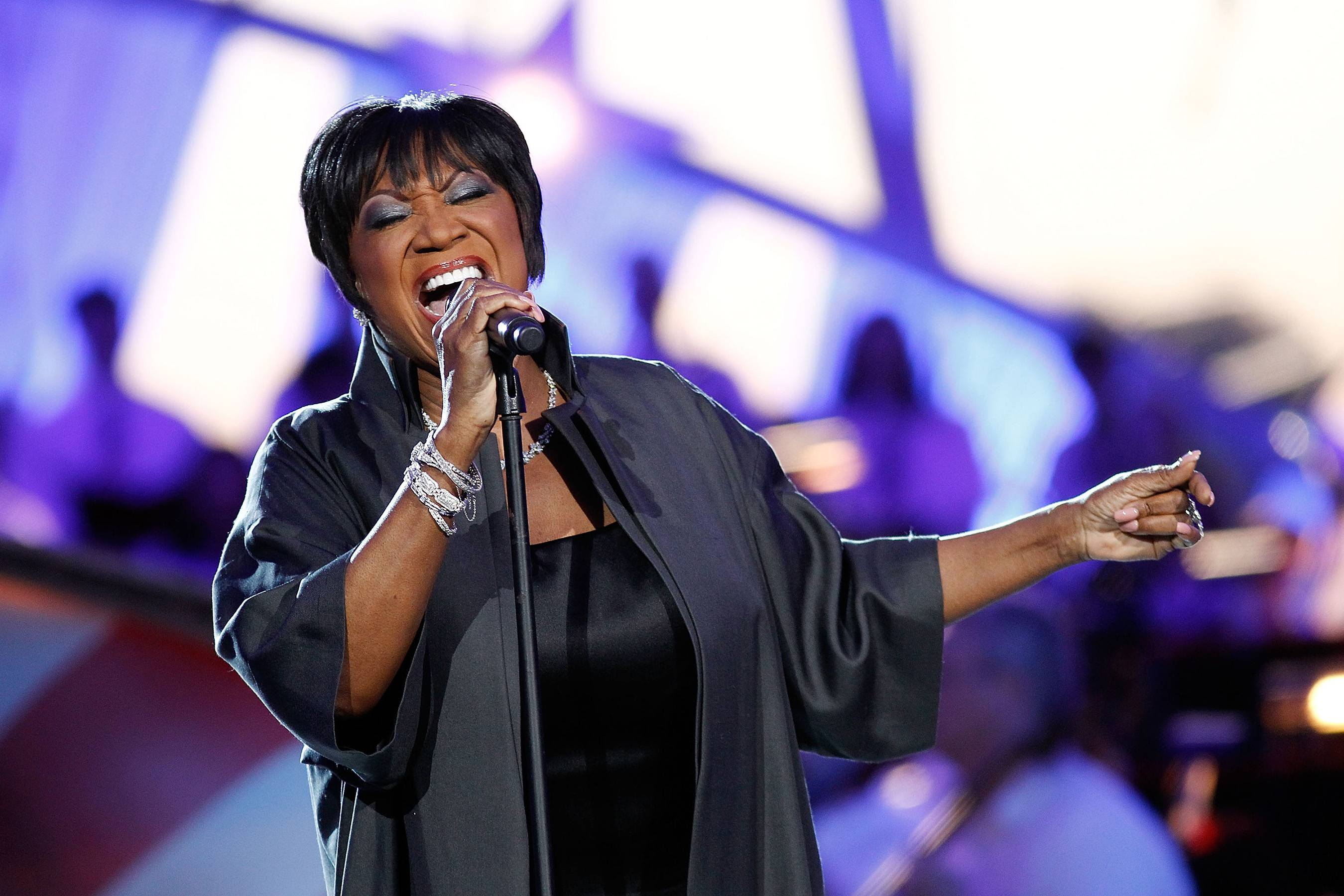 Patti LaBelle - Legendary Godmother of Soul Patti LaBelle is going to kick off her shoes and cook up a soulful performance just for you. Keep it locked for a show you definitely don't want to miss! (Photo: Paul Morigi/Getty Images for Capital Concerts)
