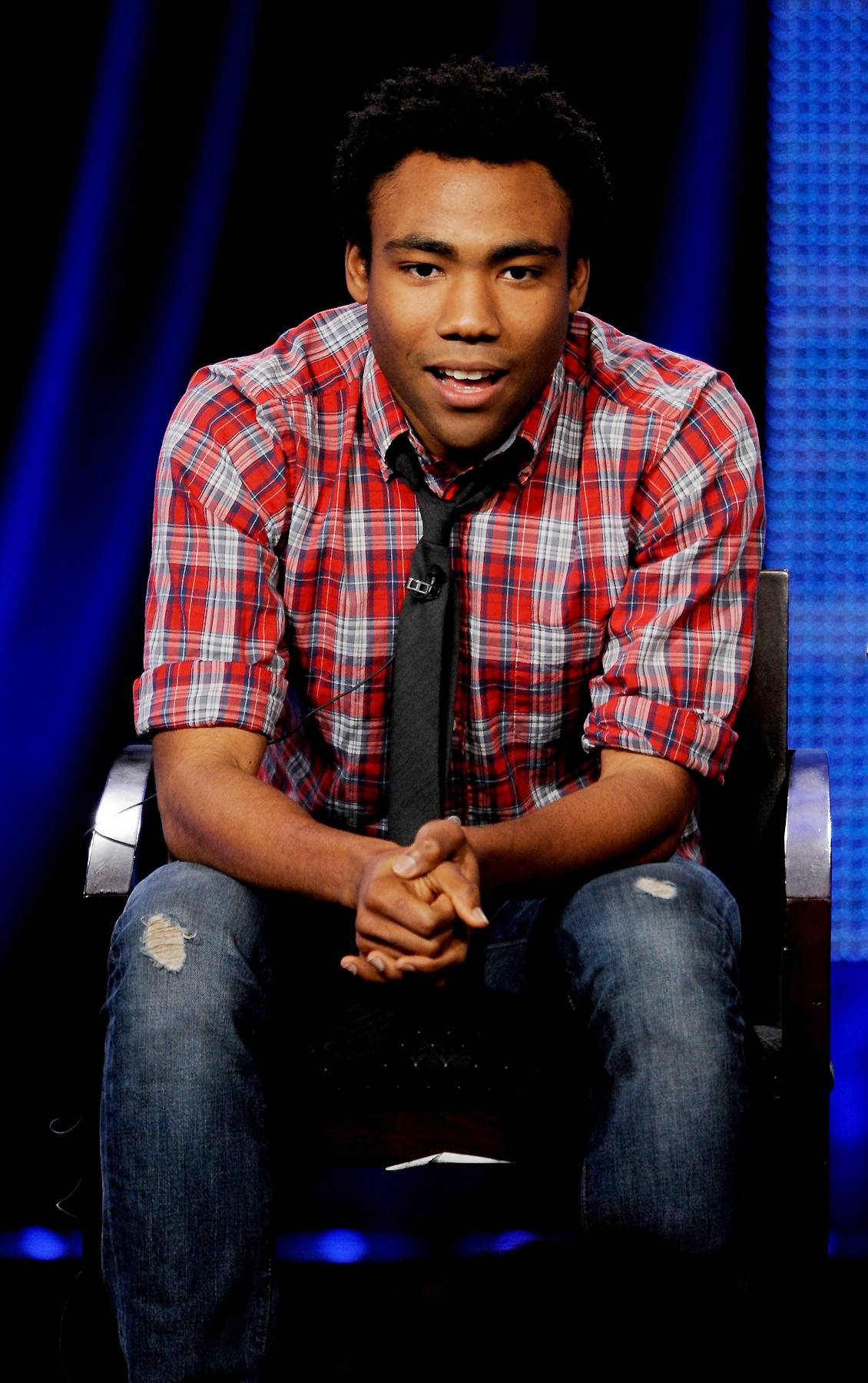 Born and Raised\r - Childish Gambino was born as Donald Glover and raised in Stone Mountain, GA. This Southern boy has skills!\r(Photo: Frank Micelotta/PictureGroup)