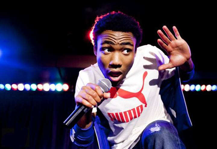 See Right Through Him - Signing a record deal with Glassnotes Records in 2011 was like striking gold for this multi-talented rapper.(Photo: Courtesy Myspace)