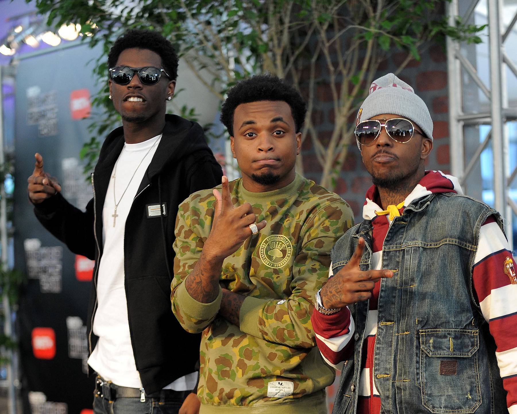 Southern Pride - Travis Porter makes no secret about the fact that they rep the South and are ATLiens to be reckoned with.(Photo: Jeff Daly/PictureGroup)