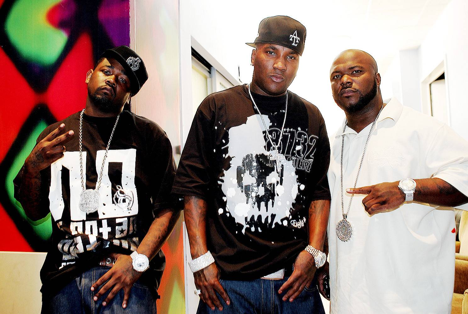 Cold Summer - On the heels of his solo success, Jizzle decided it was time to introduce the world to his United Streets Dopeboyz of America (U.S.D.A.) crew. Jeezy, Slick Pulla andBlood Raw dropped Cold Summer in 2007. Led by the single ?White Girl,? the album debuted at No. 4 on the Billboard 200 charts and established the CTE boss as an influential member of hip hop's rising elite.(Photo: Scott Gries/Getty Images)