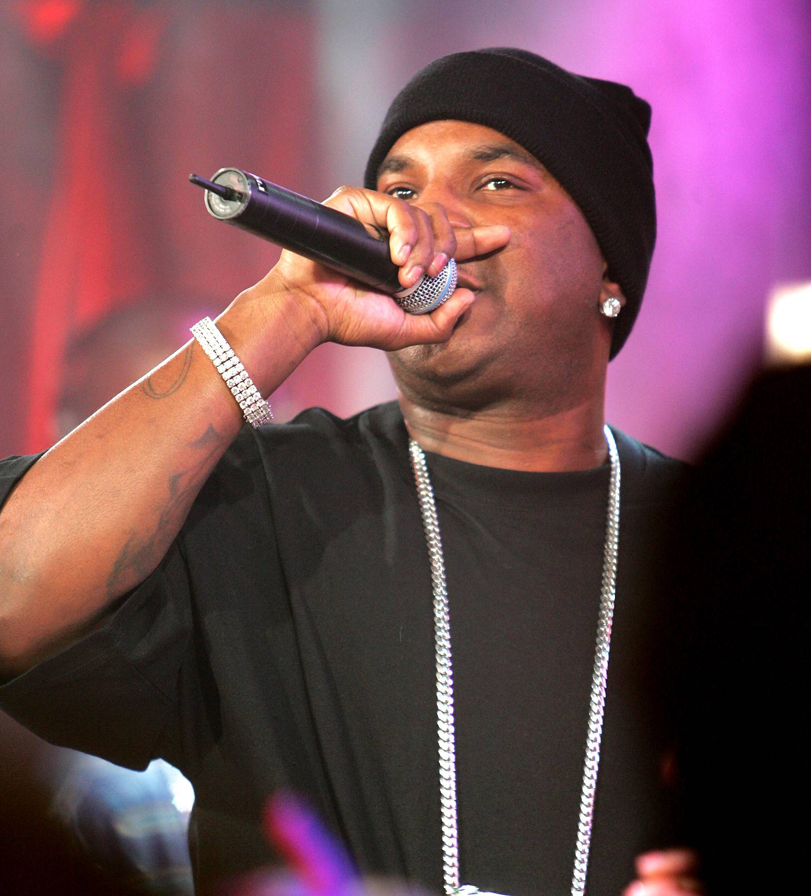 The Streets to the Studio - He got his first taste of the rap game with the 2001 release of Thuggin Under the Influence (T.U.I.), under the name Lil J.T.U.I. featured appearances by Lil Jon, who also produced many of the tracks.(Photo: Paul Hawthorne/Getty Images)