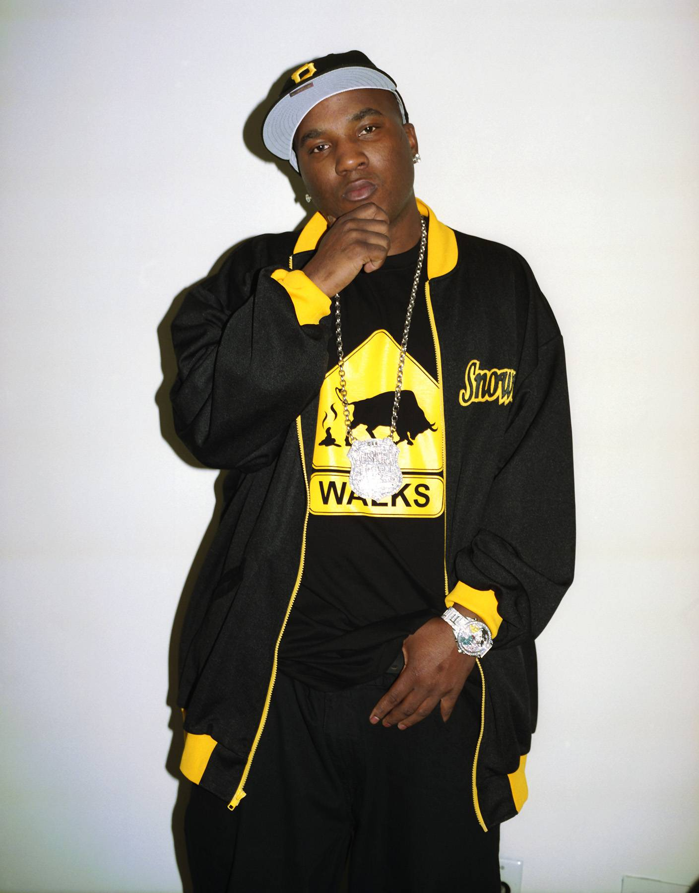 From the Bottom of the Map - Born in North Carolina on Sept. 28, 1977, Jay Wayne Jenkins better known by his stage name, Young Jeezy moved to Atlanta when he was still baby Jeezy. Due to a difficult upbringing, he fell into the street life and even did a stint in boot camp for narcotics possession. But he didn?t let his street smarts go to waste, he was determined to become a successful businessman.(Photo: Jason Nocito/Corbis)