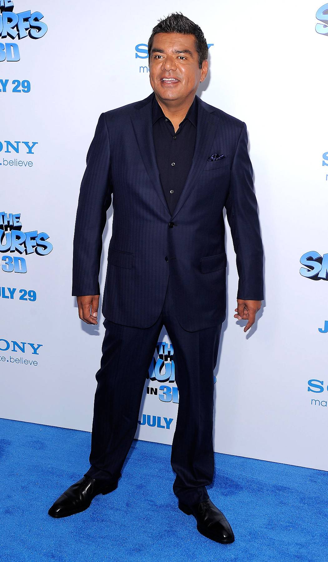 6.He Hosted His Own Radio Show - In the late '90s/early 2000s, George Lopez hosted a Clear Channel radio show, making him the first Latino to have a radio show in an English market.(Photo: Jemal Countess/Getty Images)