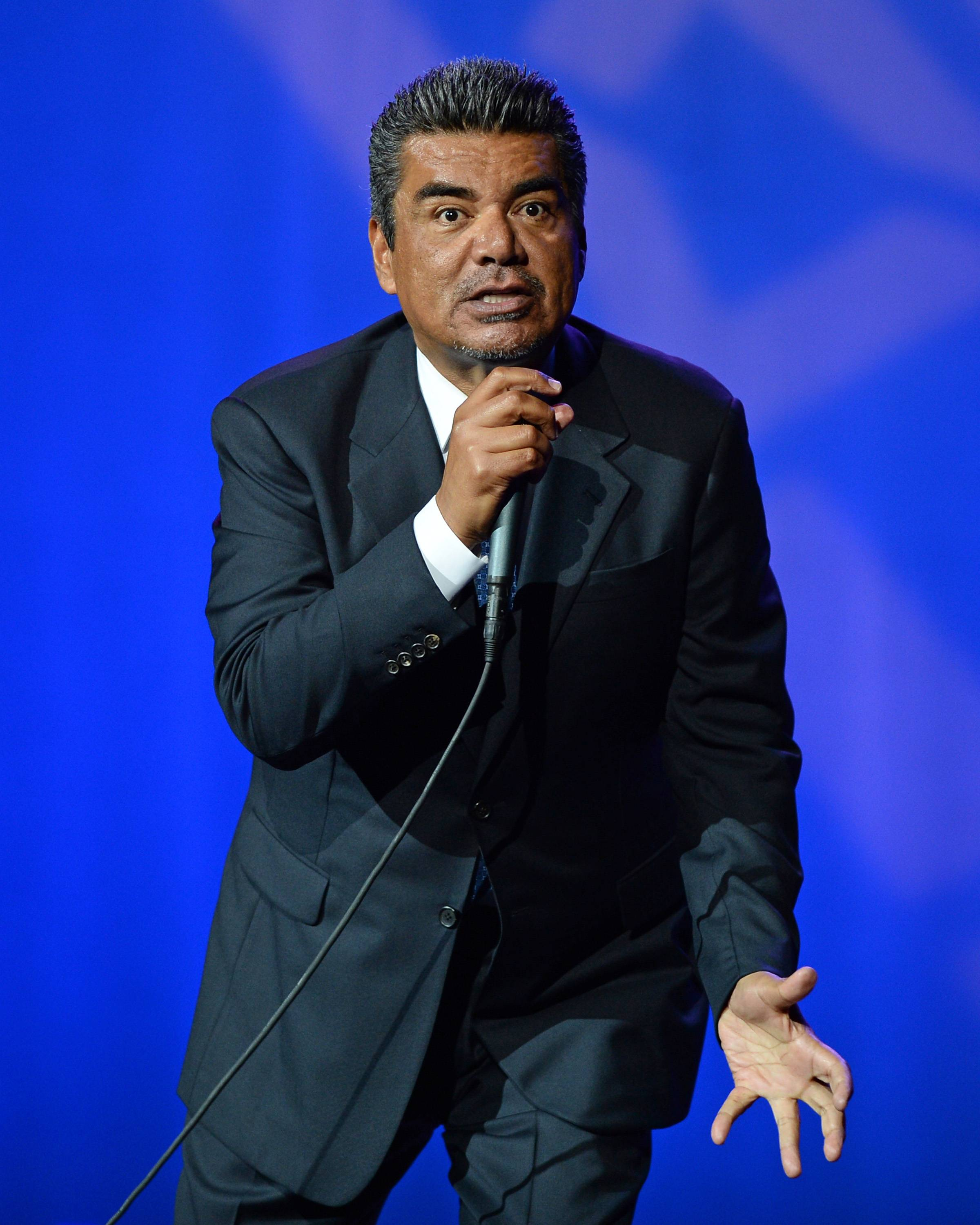 4. He Still Goes on Tour - He's far from retired. Yes, Lopez still tours the country doing shows at just about every venue that a comedian could perform at. (Photo: Larry Marano/Getty Images)