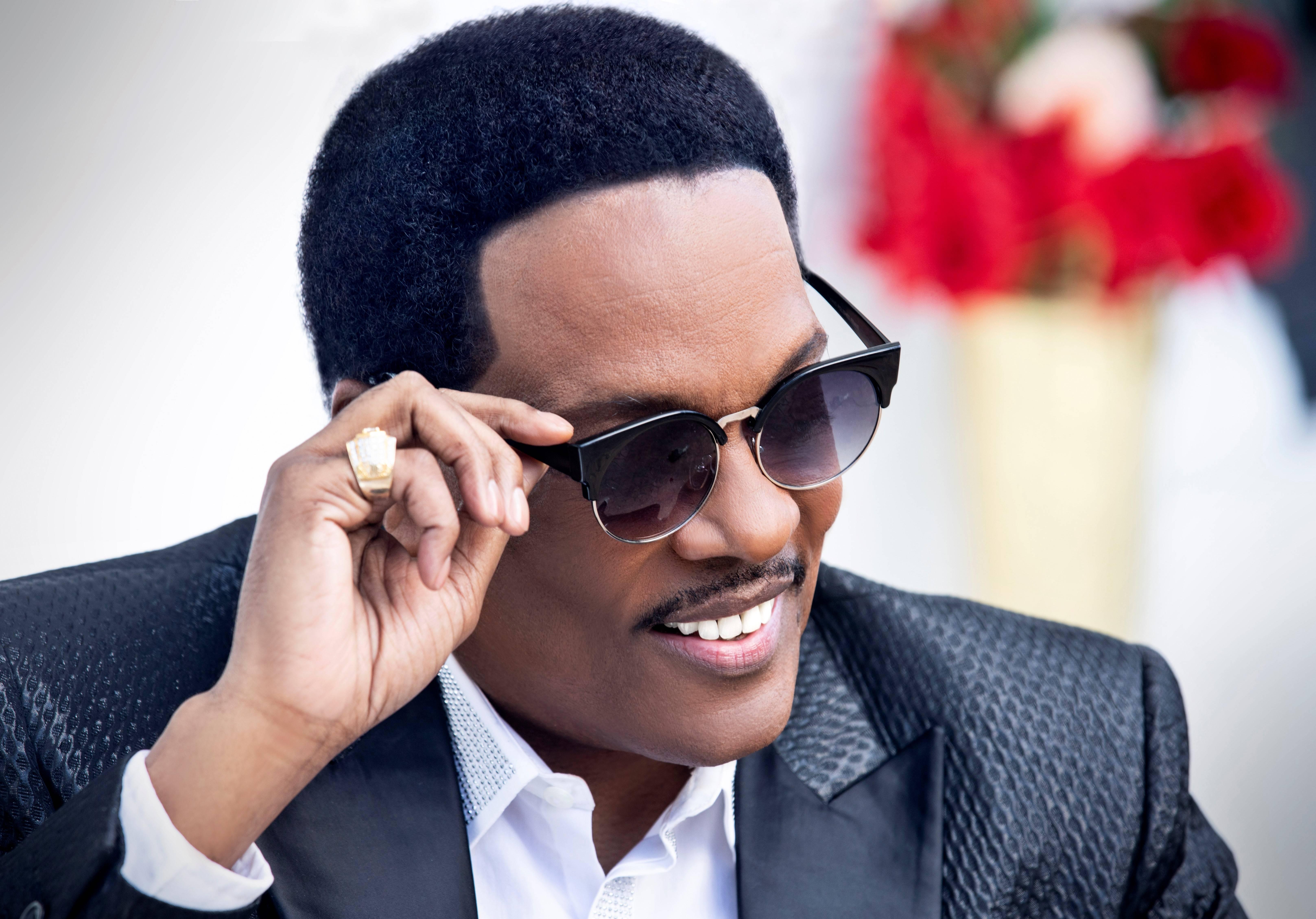 R&B singer Charlie Wilson - (Courtesy of JCE)