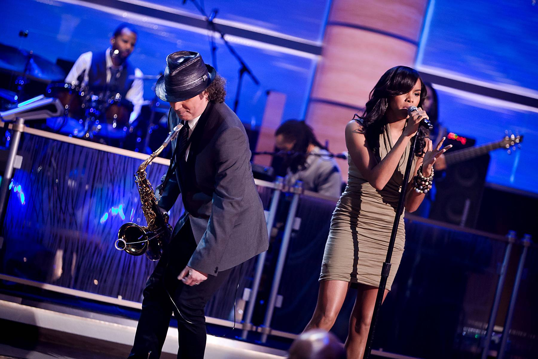 #1 Jazz Stunna - James? has had nine out of 13 albums reach #1 on the Billboard Jazz charts.(Photo: Darnell Williams/BET)