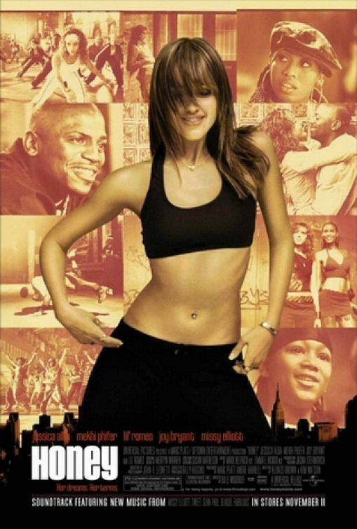 Honey - Little known fact: The title role of Honey, asweet hip hop choreographer on her way to the top,was intended for Aaliyah, but after her untimely passing, it went to Jessica Alba.(Photo: Universal Pictures)