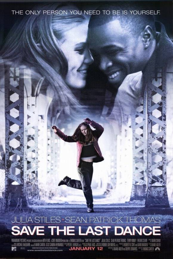 Save the Last Dance (2001) - In this film about dance and an interracial romance, Kerry Washington starred asChenille Reynolds, a single teen mom experiencing relationship problems. The film also starred Julia Stiles and Sean Patrick Harris.(Photo: Paramount)