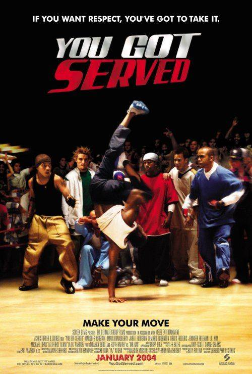 You Got Served - When B2K was still on and poppin' they released the amazing dance flick You Got Served. It's a classic and if you don't know every move, then get with it.(Photo: Screen Gems)