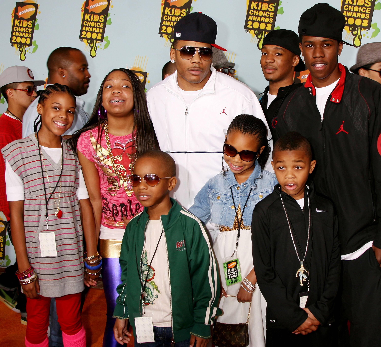 Nelly on Fatherhood