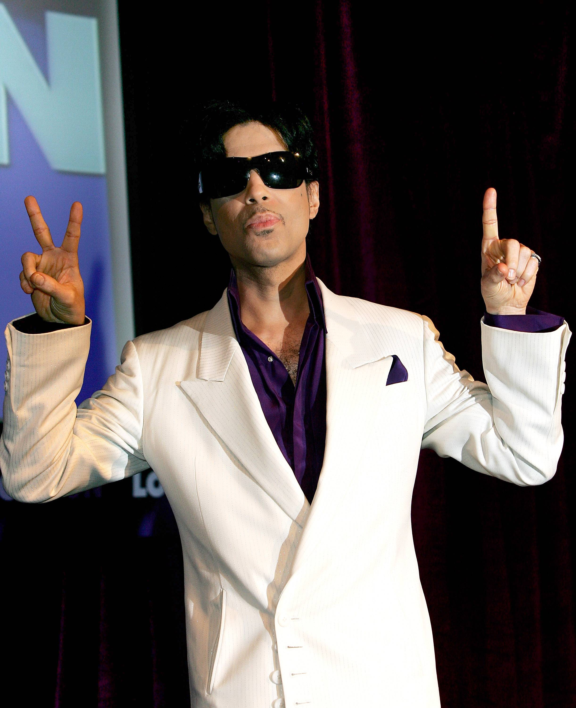 Prince vs. Warner Bros. - Prince's drama with his label Warner Bros. is probably one of the most well known battles between an artist and a label in music history. Prince even went through a name change as a result, going from Prince to just a symbol, and becoming known as the Artist Formerly Known as Prince.(Photo: Claire Greenway/Getty Images)