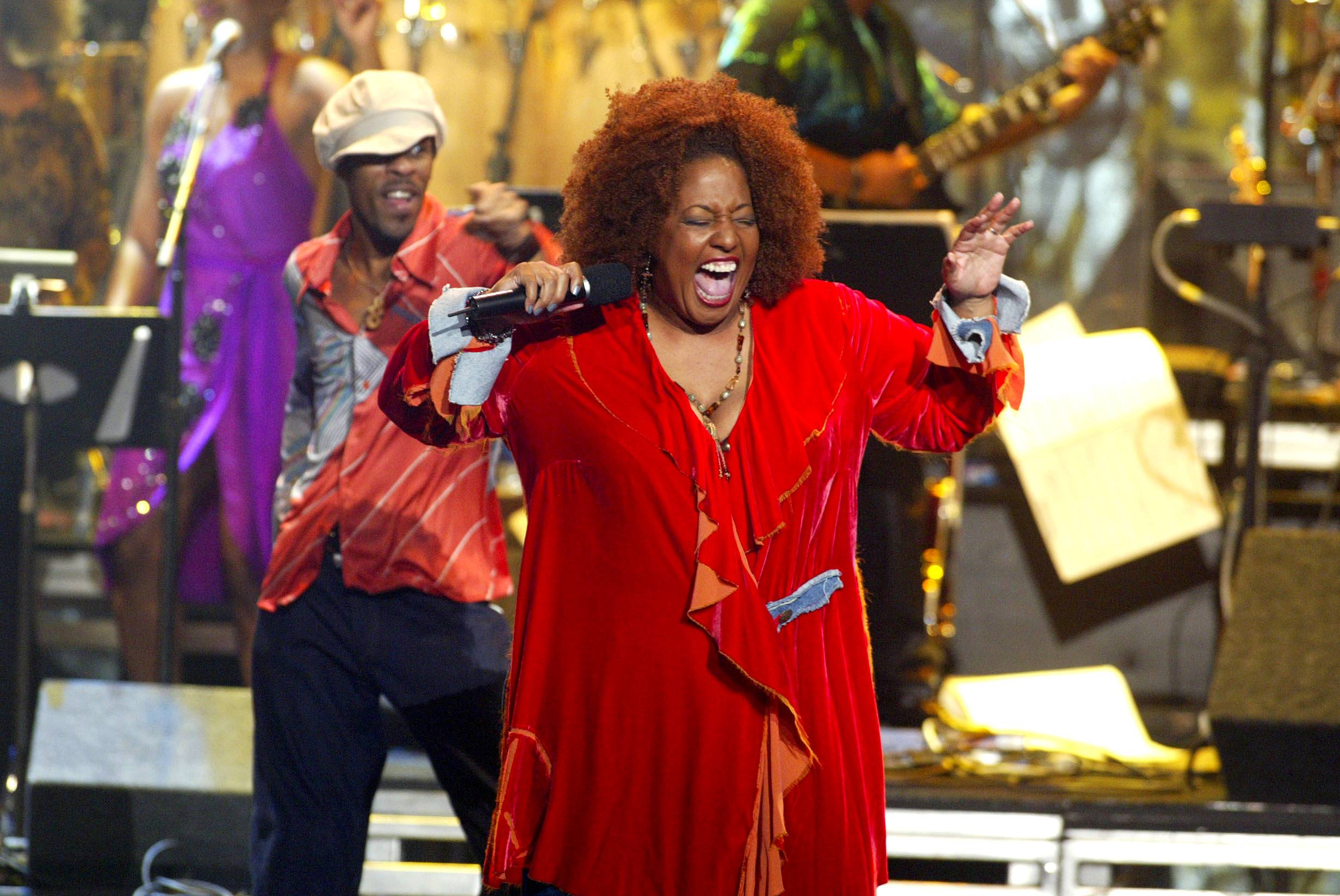 Cheryl Lynn - Disco star Cheryl Lynn is known for her 1978 hit ?Got to Be Real,? but did you know she got her big break after performing on The Gong Show? Following her performance, record executives reached out in order to sign Lynn to a deal.(Photo: Kevin Winter/ImageDirect)