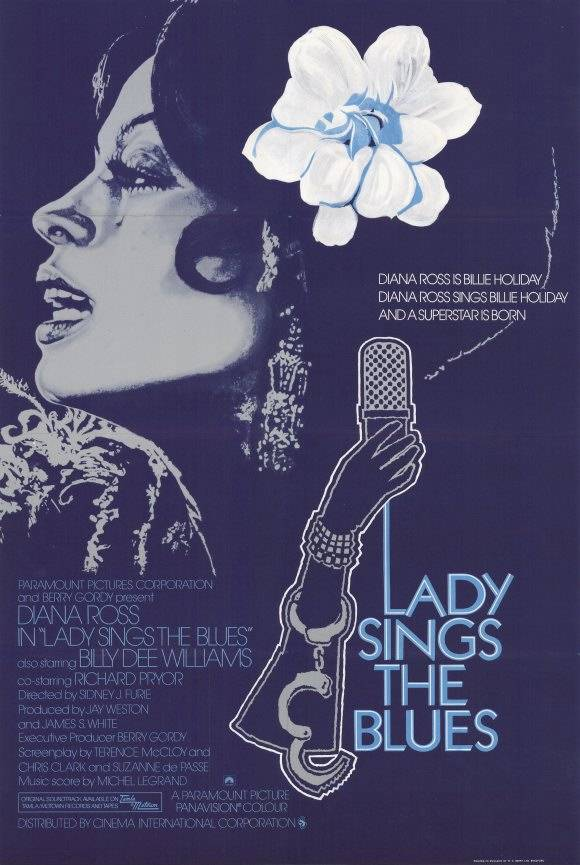 Lady Sings the Blues - This seminal biopic about jazz legend Billie Holiday was nominated for five Oscars in 1973, including a Best Actress nod for Diana Ross. The film, based on Holiday's autobiography and named for one of her most popular songs, spawned a hugely successful soundtrack album as well.(Photo: Courtesy Motown Pictures)