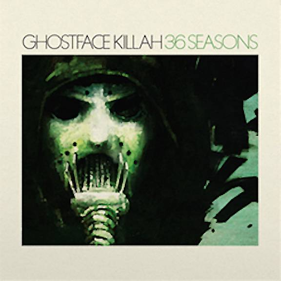 28. Ghostface Killah ? 36 Seasons (2014) - Ghost hooks up with comic book artist Matthew Rosenberg for a hardboiled concept album that finds the grizzled vet in confident form. As the story goes, the former shot caller of Staten Island is exiled for nine years only to return to find out that his former right hand man has become a cop (played by AZ) and his ex-girl is shacking up with the resident drug kingpin (Kool G. Rap). While the actual rhymes rarely stray from the illustrated album insert producing some static moments, it's quite fun to hear Ghostface and his inspired collaborators get into character. (Photo: Tommy Boy Records)