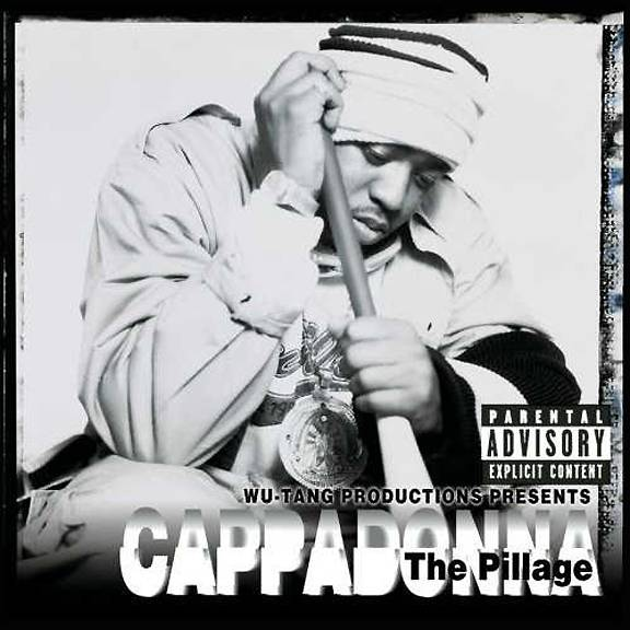 """14. Cappadonna ? The Pillage (1998) - For some Shaolin fanatics, The Pillage stands as a slept on classic in the Wu canon. Cappadonna's cocky turn truly cooks on the opening three consecutive cuts: """"Slang Editorial,"""" the title track """"Pillage"""" and """"Run."""" It's enough to make you believe that something special is happening here. The filler, however, rears its head. Cap doesn't always display the kind of transcendent charisma to rise above such moments, but he manages to bat .300-plus with enough memorable numbers, especially on """"Everything Is Everything,"""" which sounds like it was taken from a long lost DJ Premier session. (Photo: Razor Sharp Records)"""