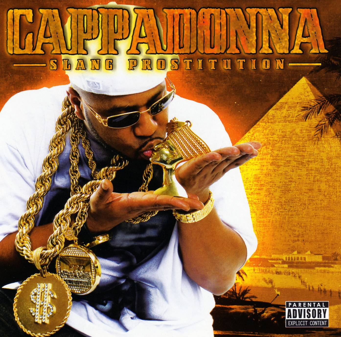 47. Cappadonna ? Slang Prostitution (2008) - The Wu-Tang Clan's enigmatic 10th man has delivered significantly better than this meandering set. (Photo: Chambermusik)