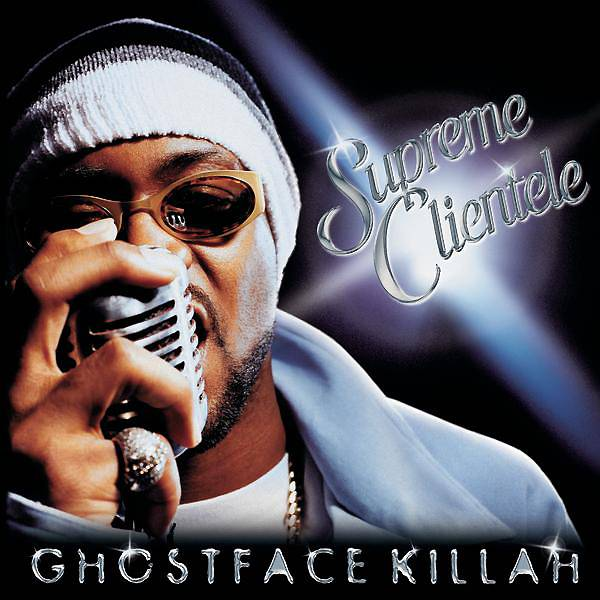 """3. Ghostface Killah ? Supreme Clientele (2000) - You may of noticed that Ghostface has the most albums in the Top 10. It's the kind of dominant showing that gives credence to Tony Starks's rep as the Wu's most consistent voice. Ghost raps like Jackson Pollock painted; an at times chaotic, frenzied lyrical portrait that some how makes sense.The spectacular """"Mighty Healthy"""" illustrates this best: """"The world can't touch Ghost, purple tape, Rae co-host/Monty Hall expo, intellect, you read pro/Son trifling f**k, wildflower on the cycle and picked up the broom thought I was Michael in West Brighton Pool, now I'm into Iron Duels!"""" How cool is Ghost? He can make '70s disco record sound like a certified Wu-banger (""""Cherchez LaGhost""""). The most impressive sophomore returns from a Wu member by far. (Photo: Epic Records)"""