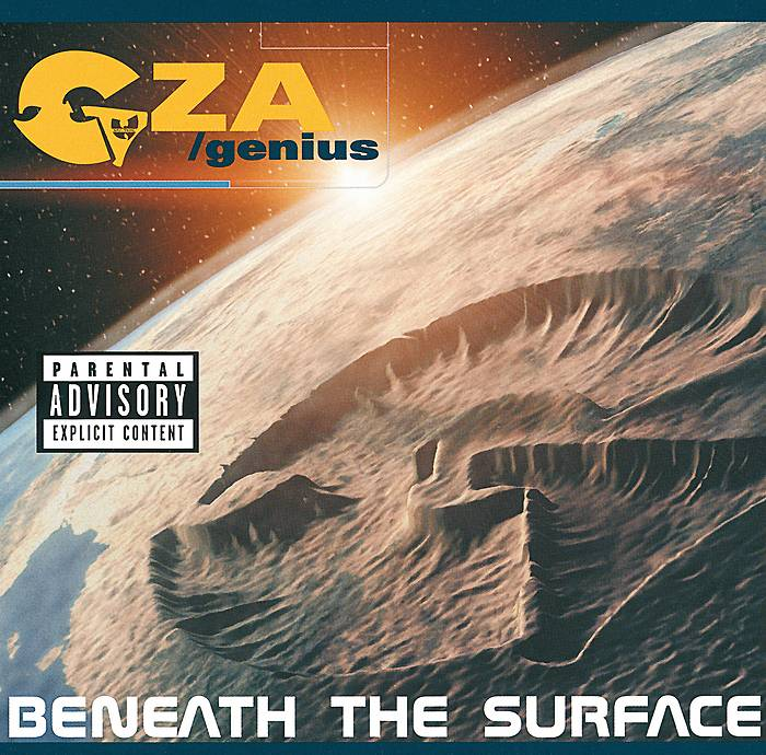 34. GZA ? Beneath the Surface (1999) - Done in by a lack of sonic spark and needless skits, Beneath The Surface's only saving grace is par for the course: the wise old head killing it on the mic. (Photo: MCA Records)