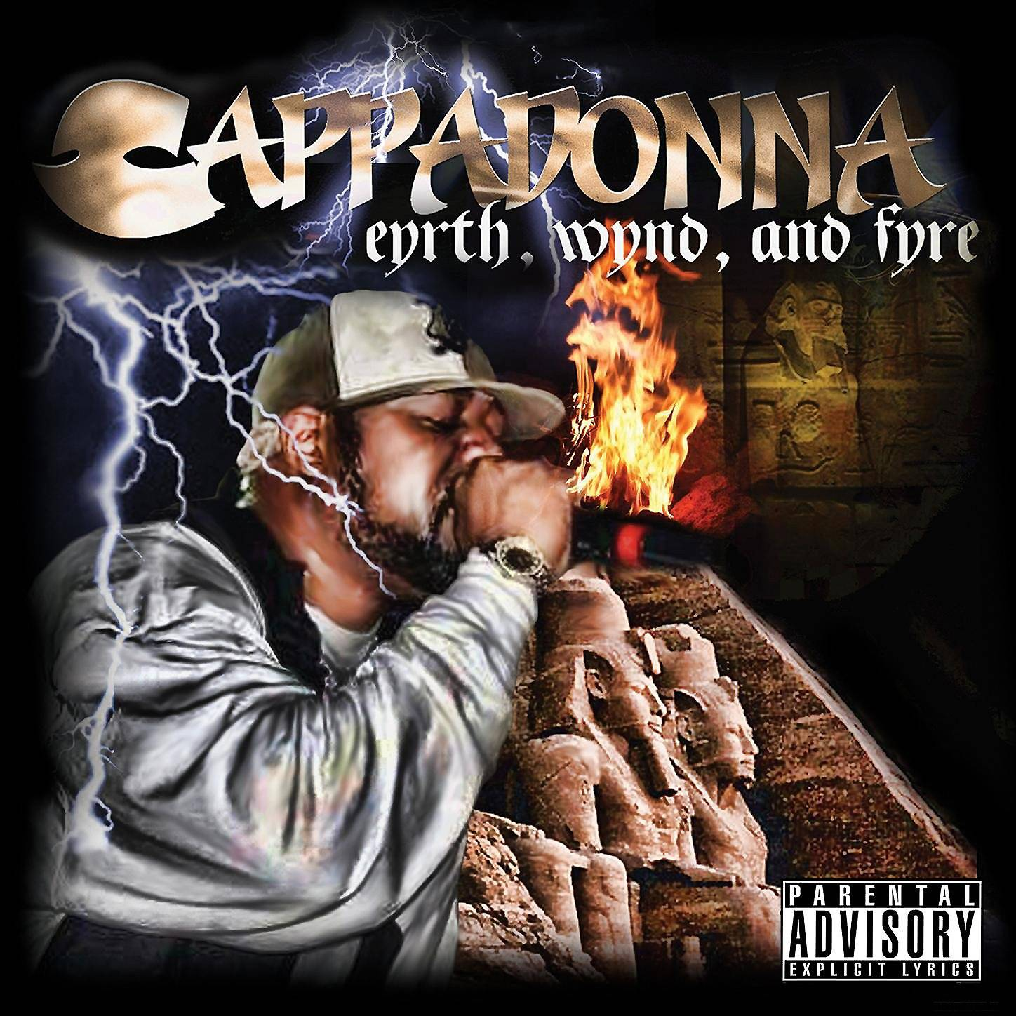 """49. Cappadonna ? Eyrth, Wynd and Fyre (2013) - Somewhere Maurice White is giving the side-eye. If you want to hear the real Cappadonna dope check out his star-making debut on Ghostface Killah's """"Winter Warz.""""(Photo: RBC Records)"""