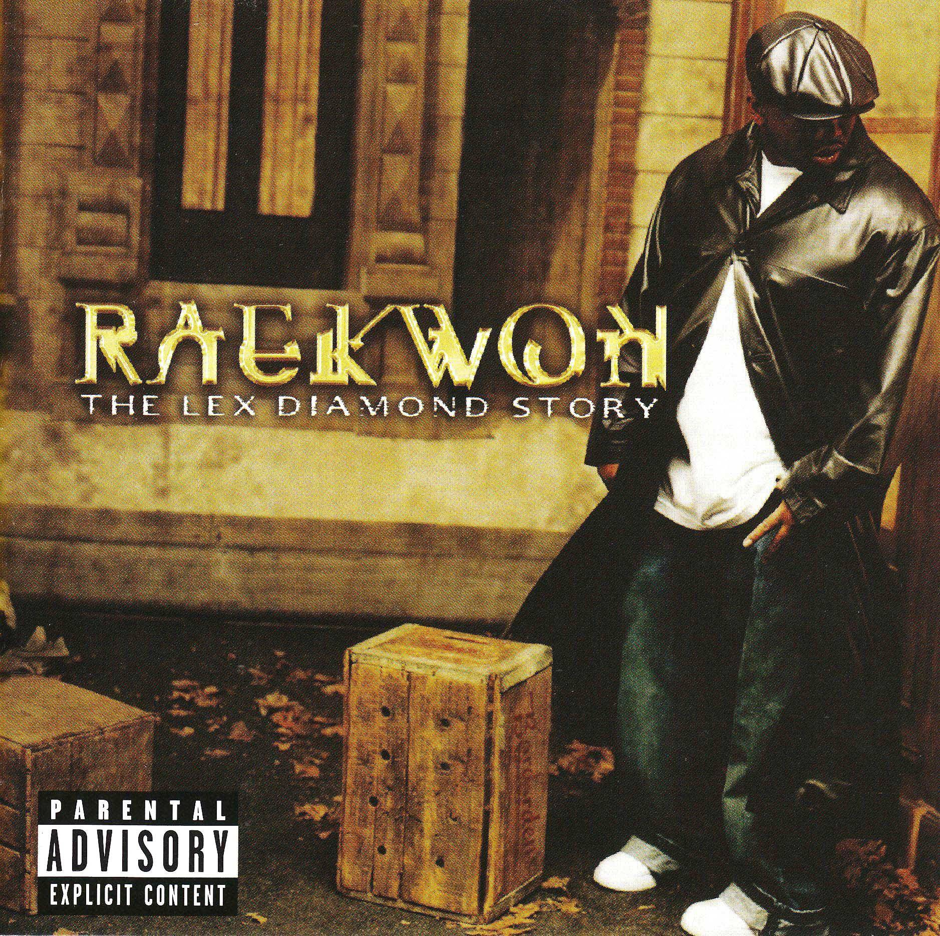 """20. Raekwon ? The Lex Diamond Story (2003) - The mission for Raekwon was simple: wipe out the memory of the static Immobilarity and return to Cuban Linx glory. While that doesn't totally come to fruition, it's clear that Rae is eager to re-establish his sublime lyrical standing. """"Ice Cream Pt. 2"""" fails to live up to the original's raw grandiosity. Luckily, tracks like """"Pit Bull Fights,"""" """"All Over Again"""" and the jaw-dropping """"Missing Watch,"""" which features a money-earning performance from Rae and Ghost, make up for such weak points. (Photo: Universal Records)"""