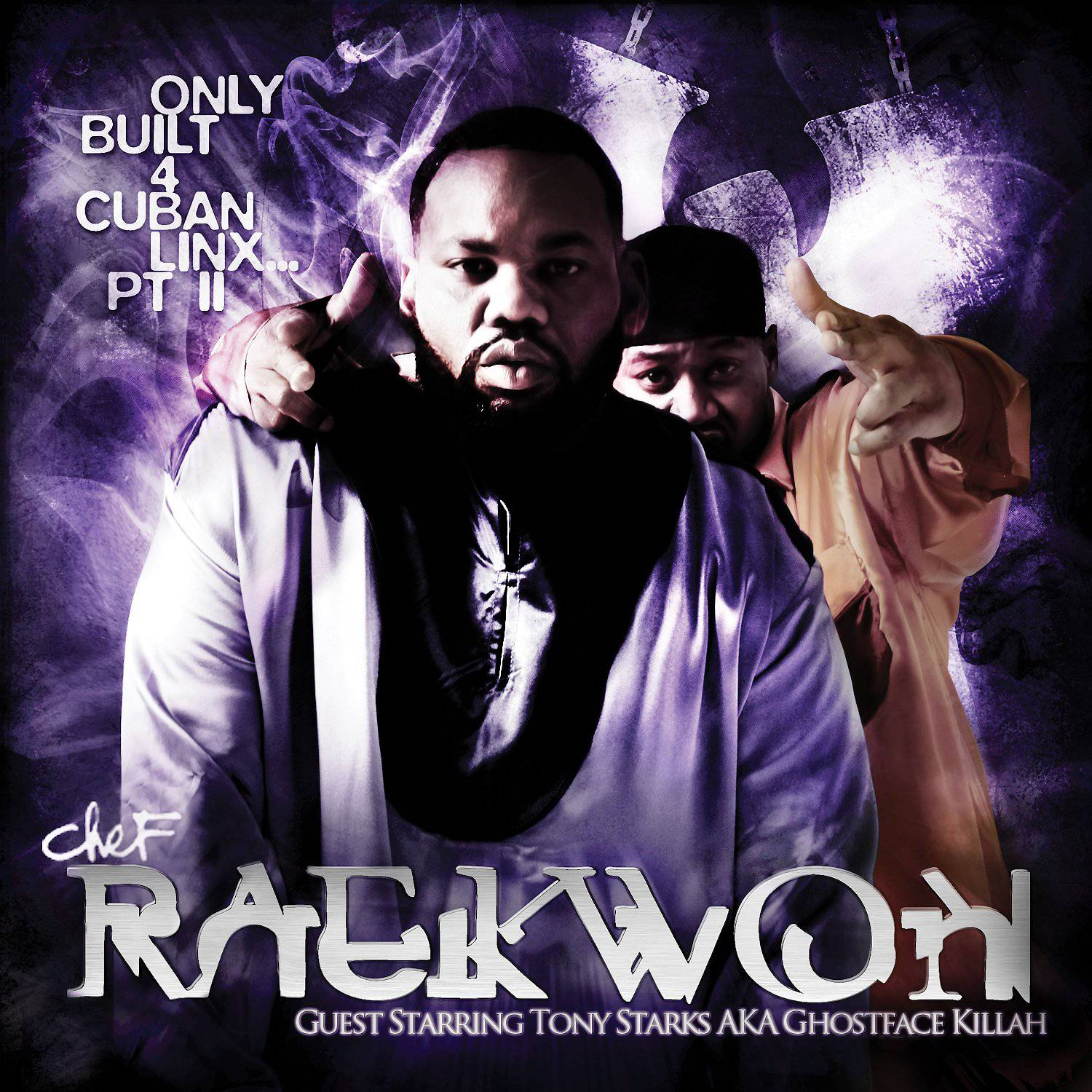 """8. Raekwon ? Only Built 4 Cuban Linx... Pt. II (2009) - It's a miracle that Raekwon was able to get such a murderer's row of producers (Pete Rock, Dr. Dre, Marley Marl, RZA, Erick Sermon, and that's just for starters) to stick to Only Built 4 Cuban Linx... Pt. II's dark and riveting energy. The revitalized emcee even conjures up the spirit of late studio deity J Dilla on the soaring """"House of Flying Daggers"""" and """"Ason Jones."""" Running buddy Ghostface and various other Wu players break bread as well. Rarely do sequels scratch the firepower of the original, but Rae pulls off the unimaginable with aplomb. Stellar stuff. (Photo: EMI Records)"""