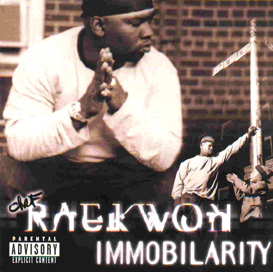 26. Raekwon ? Immobilarity (1999) - In hindsight, Raekwon never had a chance. To be sure, the expectations surrounding the follow-up to the Chef's glorious Only Built 4 Cuban Linx were crushing. So what does Rae do? He replaces epic tales of claustrophobic dope deals and double crosses with sobering introspection and splits with go-to producer the RZA. You have to admire Rae's gusto even if the finished product is curiously muted. (Photo: Columbia Records)