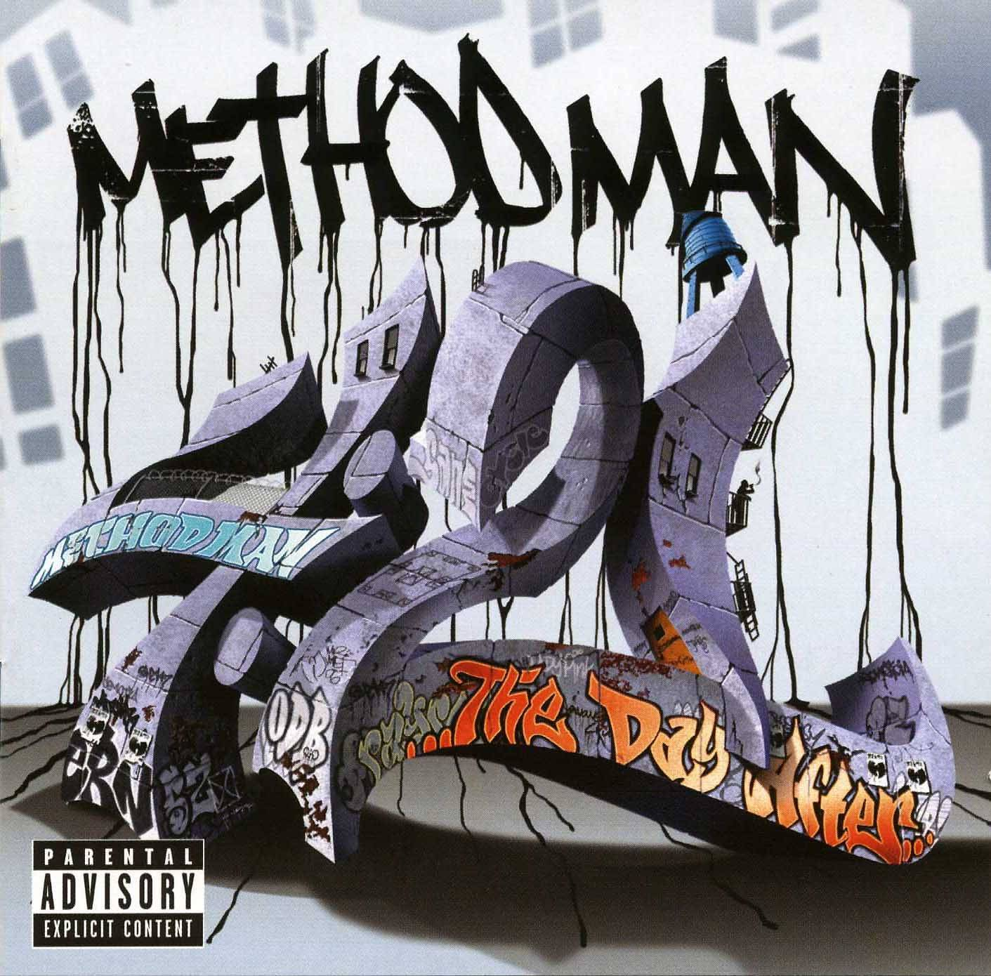 """24. Method Man ? 4:21... The Day After (2006) - There was nowhere else to go but up following Method Man's lethargic Tical 0: The Prequel. 4:21 is a star-heavy affair (Redman, Styles P, Havoc, Fat Joe, Erick Sermon, and various members of the Wu are among the contributors), but the leading man himself is still given ample room to flex his bombastic prowess. (Just peep the sneering Lauryn Hill-sampled """"Say,"""" on which he boldly flips, """"This time my foot up in they ass/Bet they feelin' it now...."""") A surprising return-to-form. (Photo: Def Jam)"""