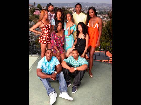 Baldwin Hills 2 - Tune in Tuesdays at 10 p.m. (ET/PT). It's Hollywood Hotness!