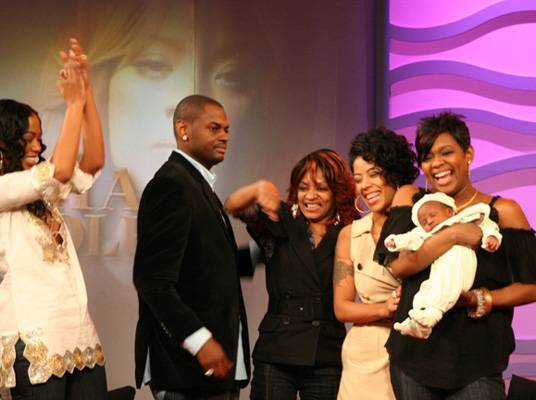 Keyshia Cole Reunion - What will happen when this family reunites? Tune in Satuday at 1 p.m. (ET/PT).
