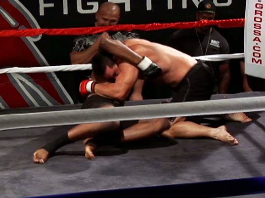 Scrapping! - Instead of boxing gloves, these fighters need helmets!