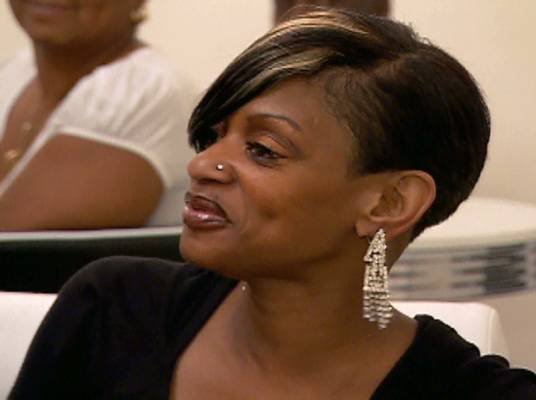 Keyshia Cole Episode - 6 - Frankie talks about her mom.