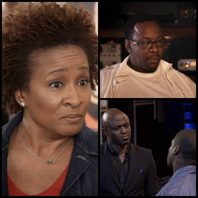 Kevin's Nemesis [Fill in the Blank] Shows Up - The only difficult part about this is determining who qualifies as a nemesis. Is Bridgette a nemesis? What about Wanda Sykes? Or Nick Cannon?Likelihood: 7 out of 10  (Photo: BET)