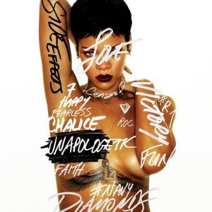 Album Of The Year: Rihanna- Unapologetic - On her seventh album, the best-selling Barbadian pop princess made it clear she's wasn't afraid to live her life without apologies.(Photo: Def Jam Records)