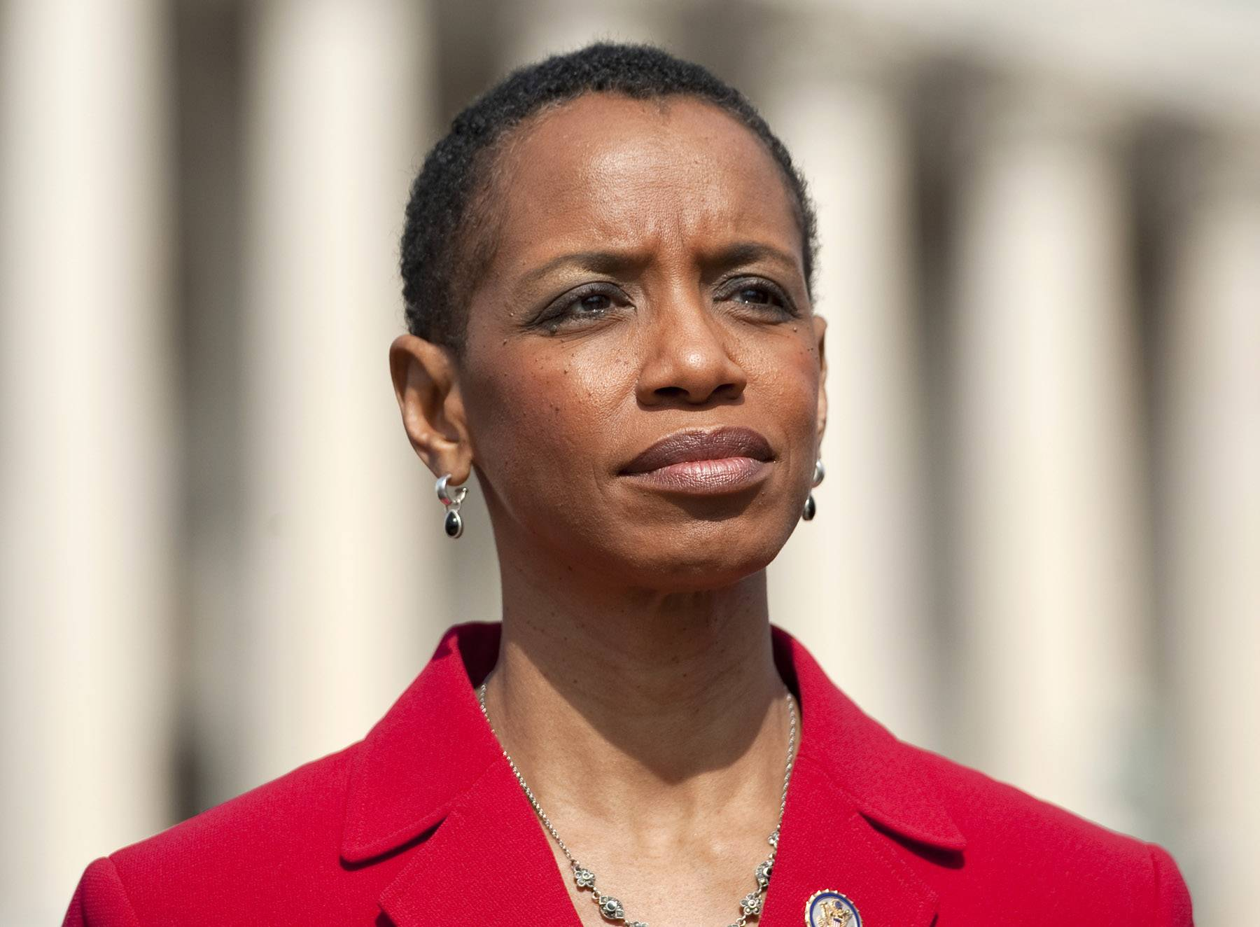 Donna Edwards - Say what you will about Rep. Donna Edwards ? she probably won't care. The Maryland lawmaker won her first bid for Congress by ousting a Black incumbent in 2008 and in 2012 sided against her state's Democratic establishment on redistricting. As a member of the House Ethics Committee, this rising star knows not everybody will share her viewpoint, and she's OK with that.  (Photo: Bill Clark/Roll Call)