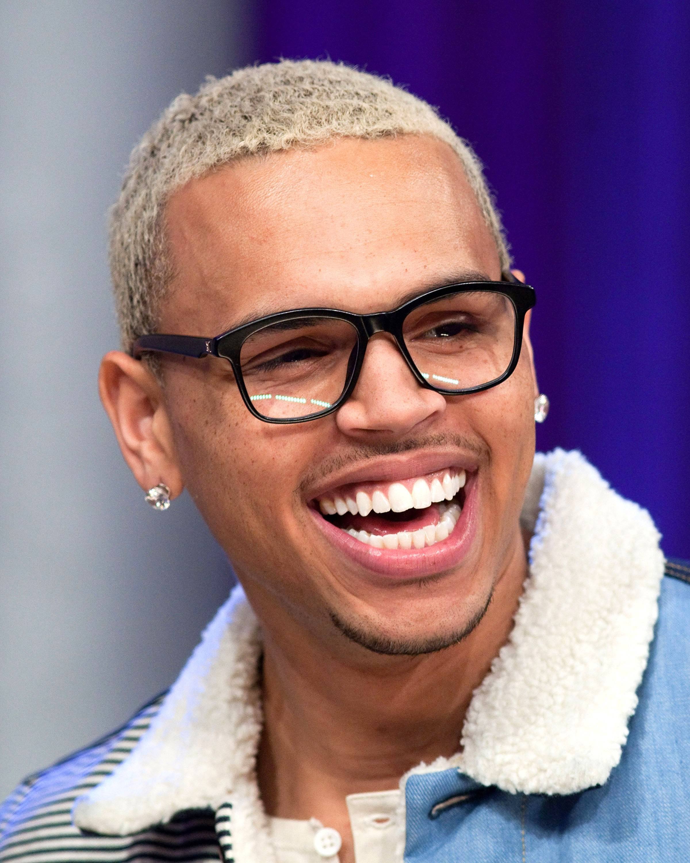 """Chris Brown (@chrisbrown) - CB celebrated his 22nd birthday on Thursday, May 5, and got a lot of B-day love on Twitter.TWEET: """"I just wanna thank everyone for making this day so special! Rough roads, crazy moments, and life lessons. My love for my fans is so eternal.""""(Photo: Ben Hider/PictureGroup)"""