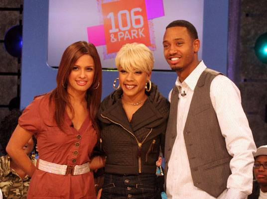 Keyshia Cole's Visit to 106 - Picture Perfect!