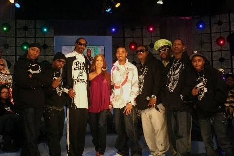Terrence, Rocsi and the Pound - Just felt like we needed a group shot.