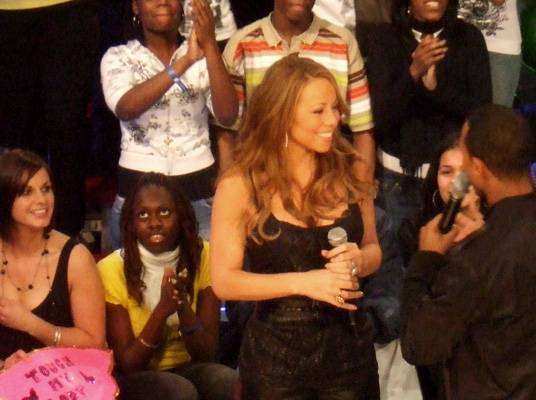 Wild-Out Wednesday! - Mariah Carey introduces her new single.