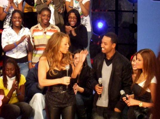 Wild-Out Wednesday! - Mariah, Terrence and Rocsi.