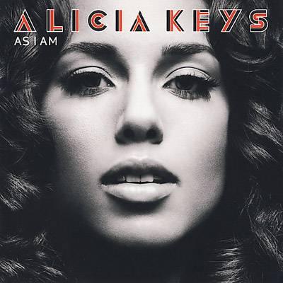 Alicia Keys - Alicia Keys in her instant classic album photo.