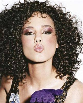 Alicia Keys - Alicia Keys, showing her grown side.