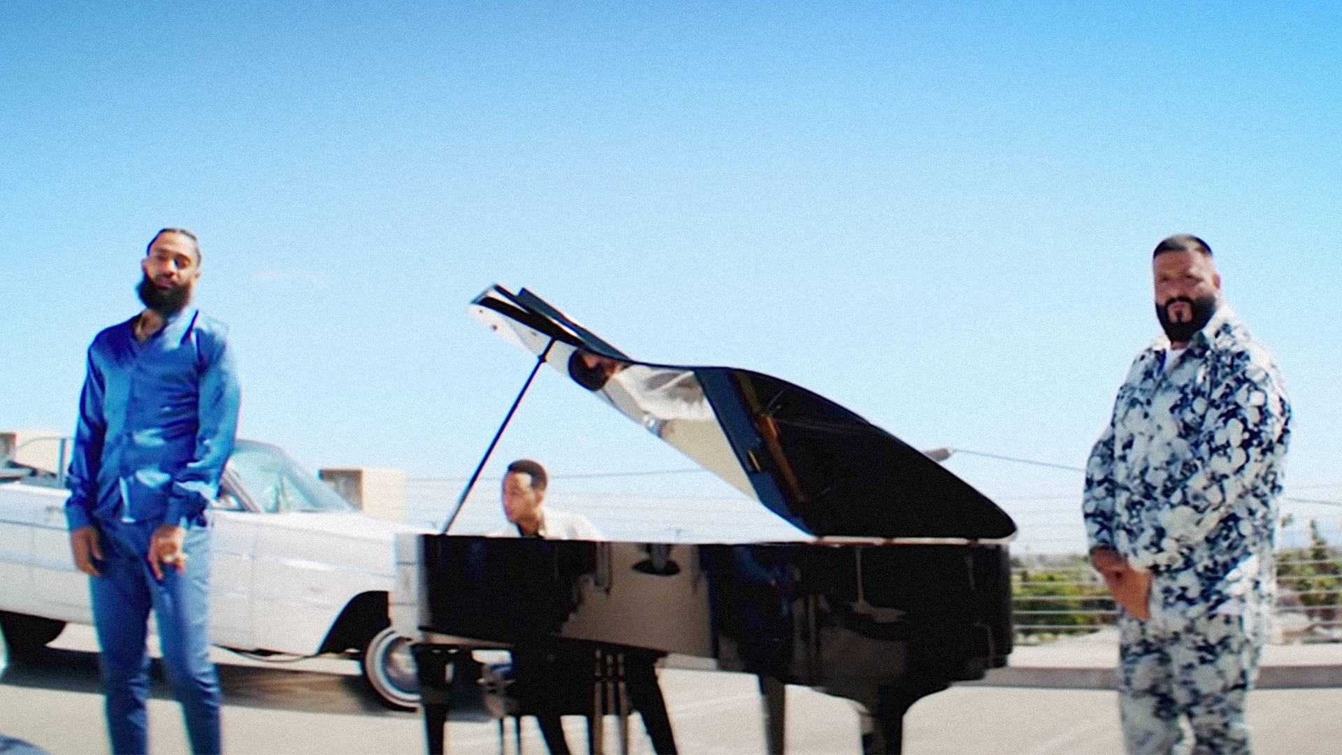 BETA 2020 | Winners Flipbook | DJ Khaled, Nipsey Hussle and John Legend | 1920x1080