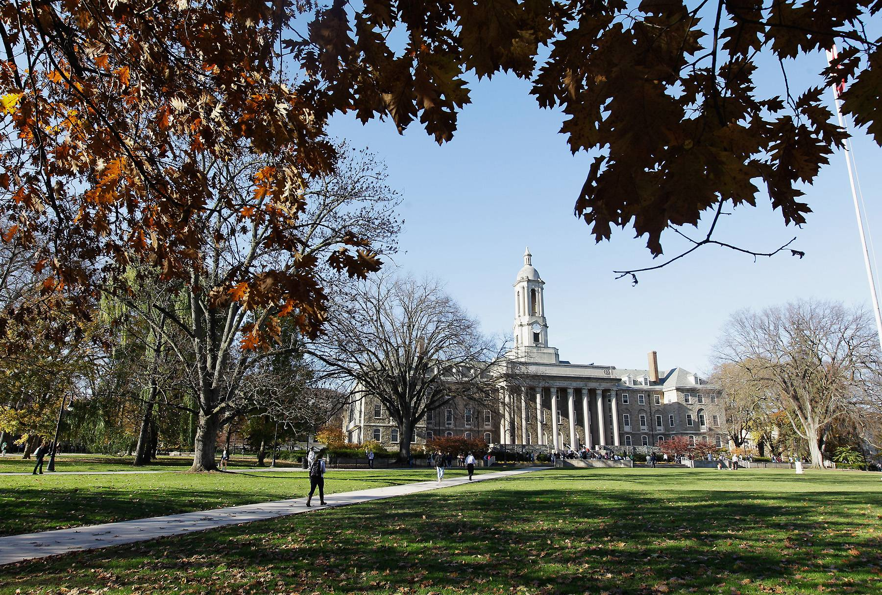 """Penn State Reaches Settlement with Sandusky Victims - Last Week, Penn State University's board of trustees voted to approve settlement offers to some of the victims of Jerry Sandusky's child-sex abuse, Deadspin reported. While the settlements were not made public, a local Philadelphia newspaper pegged the offers """"in the close proximity of"""" $60 million.(Photo: Rob Carr/Getty Images)"""