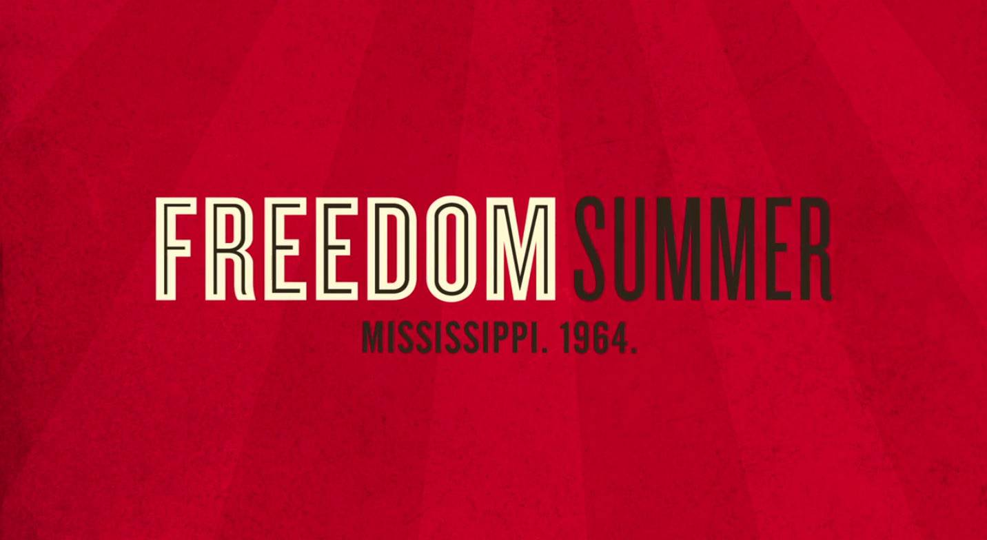 Freedom Summer - A story of democracy as relevant today as it was in 1964 Mississippi, Freedom Summer is about a group of activists who helpdc bring African-Americans — still marginalized despite advances in civil rights — into the political fold.  (Photo: Firelight films)